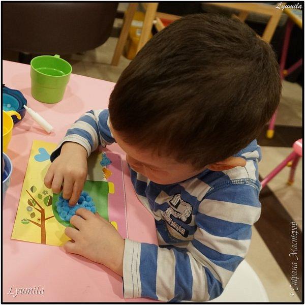 Добрый день! В последнее время не очень много времени для творчества с детишками. На помощь занятым мамам приходят готовые наборы для творчества коих очень много в продаже. Да, они стоят денег, но зато всё готово и собрано вместе, что безусловно, удобно! фото 9
