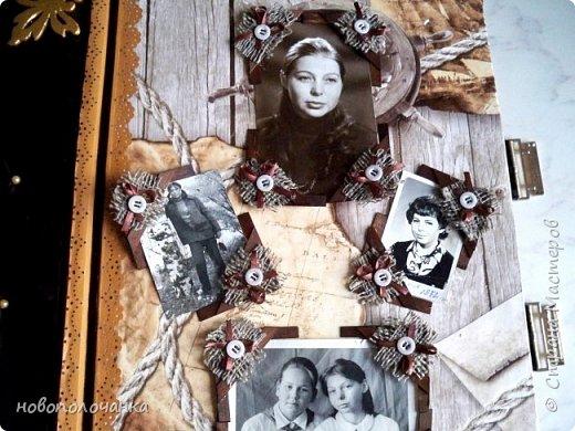 Здравствуйте  дорогие мастера, мастерицы, гости.   12 января у наших соседей был юбилей дня рождения и юбилей совместной жизни.  На двойной юбилей я сделала и подарила  соседям фотоальбом. Потом ко дню рождения  такой же альбом сделан  для сестры. МК сделан по второму фотоальбому. фото 88