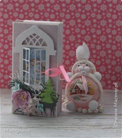 """Шоколадница """"Снежное утро"""" фото 1"""