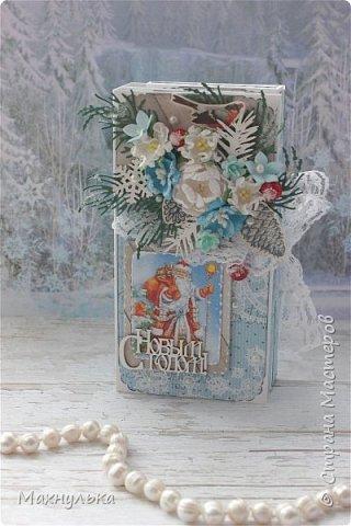 """Шоколадница """"Снежное утро"""" фото 13"""