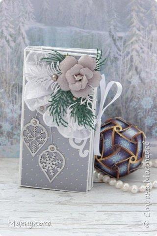 """Шоколадница """"Снежное утро"""" фото 10"""