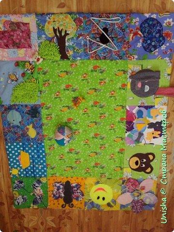 Развивающий коврик фото 1