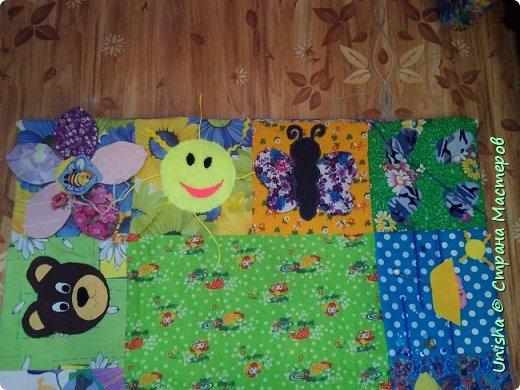 Развивающий коврик фото 3