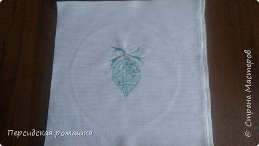 В таких мешочках были небольшие подарки для подружек,внутри небольшая вышивка. фото 2