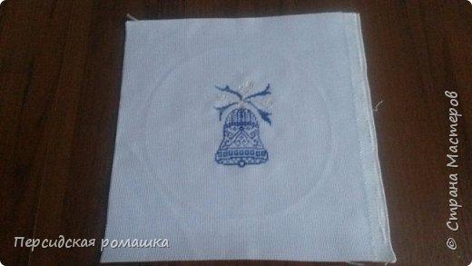 В таких мешочках были небольшие подарки для подружек,внутри небольшая вышивка. фото 4