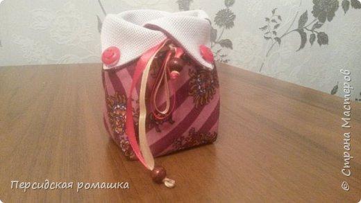В таких мешочках были небольшие подарки для подружек,внутри небольшая вышивка. фото 6