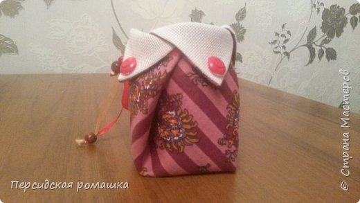 В таких мешочках были небольшие подарки для подружек,внутри небольшая вышивка. фото 7