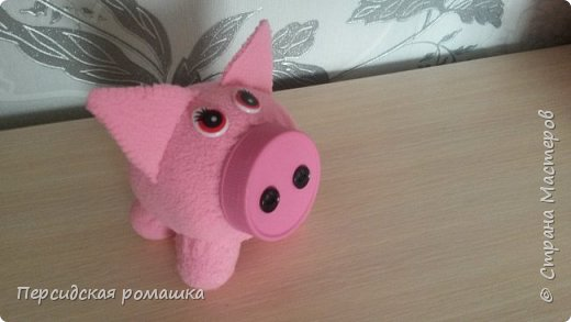 Свинка копилка фото 1