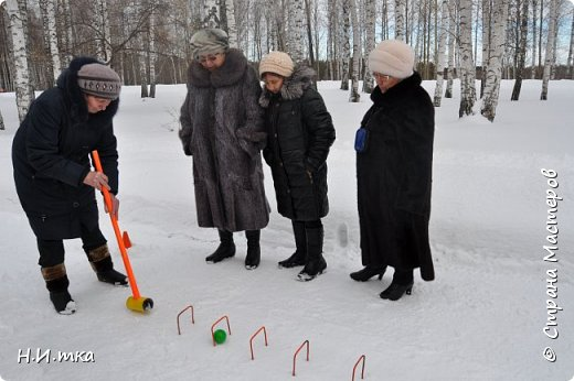 Лучшим оздоровительным лагерем в Югре признан «Юбилейный». Мы с группой пенсионеров отдыхали там накануне 23 февраля. фото 9