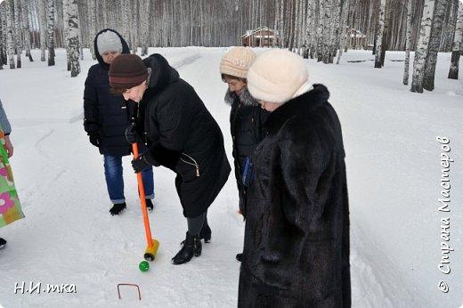 Лучшим оздоровительным лагерем в Югре признан «Юбилейный». Мы с группой пенсионеров отдыхали там накануне 23 февраля. фото 8