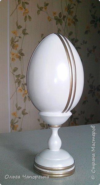 Добрый день! Вот такое яйцо я приготовила для проведения МК у себя дома. Некоторыми моментами хочу поделиться с Вами. фото 12