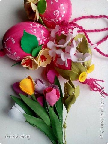 Понадобилось к Пасхе сделать сувениры-подарки...  фото 24