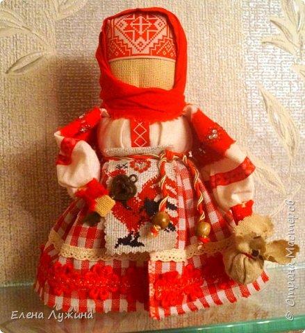 Куклы - обереги Берегини фото 6