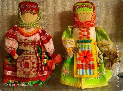 Куклы - обереги Берегини фото 1
