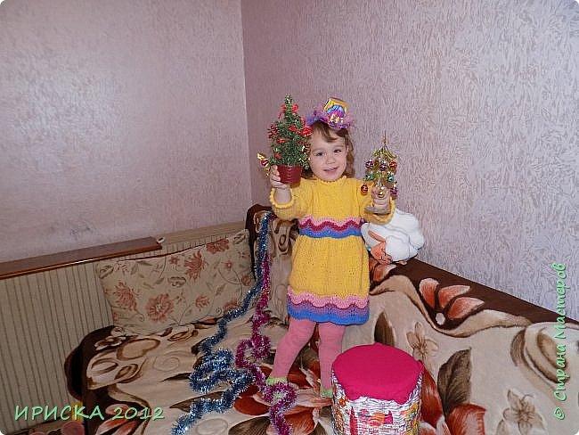 Привет всем гостям моей странички!!! Я к Вам с весенним приветом из солнечной Одессы!!! Хочу показать вам вязанные вещи моей дочурки золотыми ручками её любящих бабушек!!! фото 7