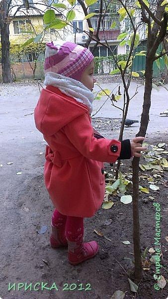 Привет всем гостям моей странички!!! Я к Вам с весенним приветом из солнечной Одессы!!! Хочу показать вам вязанные вещи моей дочурки золотыми ручками её любящих бабушек!!! фото 23