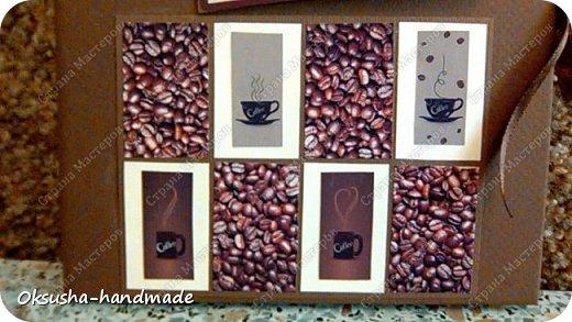 Открытка для обожателя кофе  фото 6
