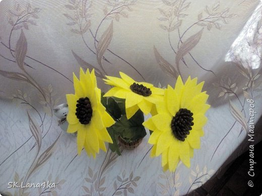 Опять подсолнушки))) фото 2