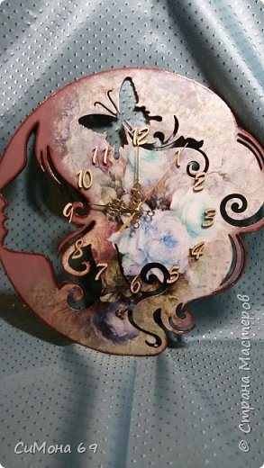 Часики в подарок для моих любимых. фото 6