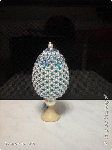 Здравствуйте. Вот такой яйцо сделала в подарок подруге. фото 3