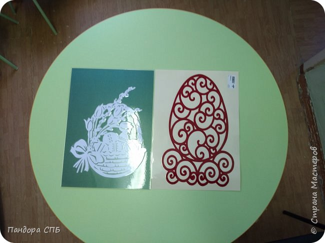 """Пасхальные яйца А3 формата. Бумага """"Вивальди"""". Заламинированы. фото 4"""