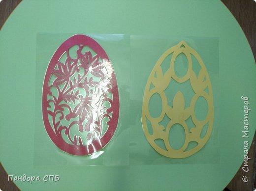 """Пасхальные яйца А3 формата. Бумага """"Вивальди"""". Заламинированы. фото 6"""