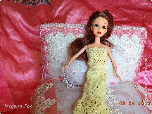 Первый наряд Кристины фото 3
