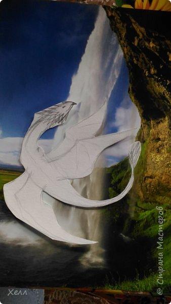 Дракончик Черныш - мой любимчик в серии драконов.  И хотелось бы поведать, как его сделать. фото 3