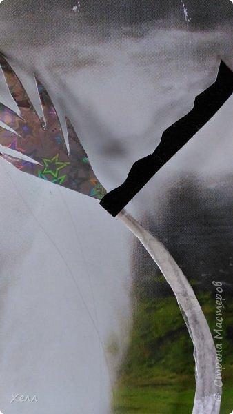 Дракончик Черныш - мой любимчик в серии драконов.  И хотелось бы поведать, как его сделать. фото 15