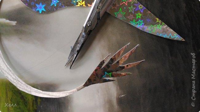 Дракончик Черныш - мой любимчик в серии драконов.  И хотелось бы поведать, как его сделать. фото 8