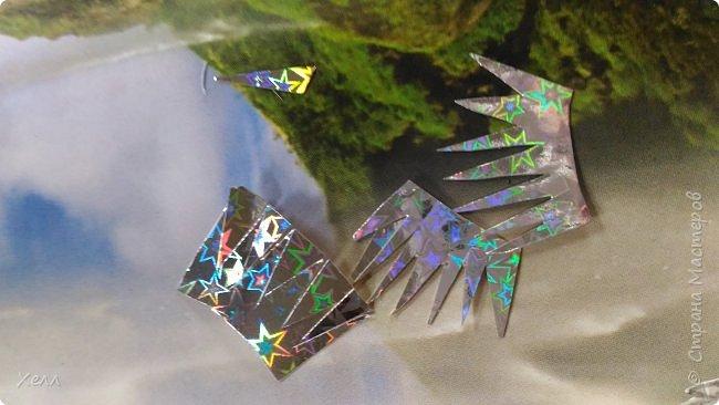 Дракончик Черныш - мой любимчик в серии драконов.  И хотелось бы поведать, как его сделать. фото 10