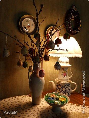 Пасхальное дерево фото 10