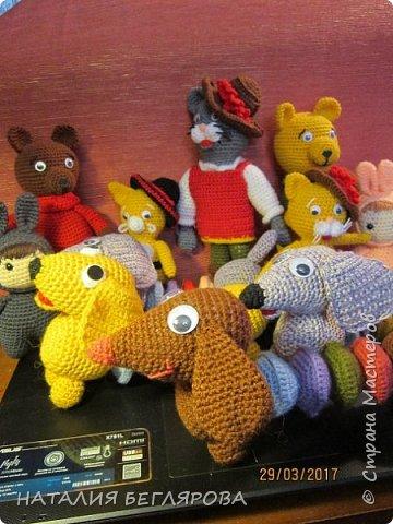 игрушки амигуруми №5 фото 1