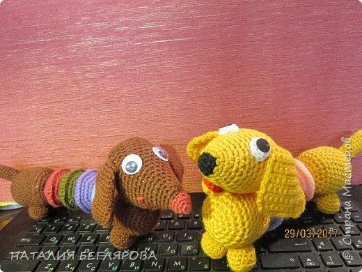 игрушки амигуруми №5 фото 6