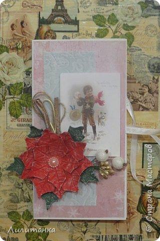 Ну и что, что март заканчивается) А у меня новогодние работы не показаны...  Шоколадницы) Универсальный подарок! фото 10