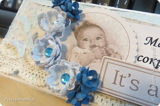 Ну и на закуску все что осталось) Конверт на рождение девочки фото 11