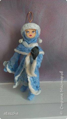 Детки правда ещё снежки-саночки добавить нужно, пока в процессе) фото 9