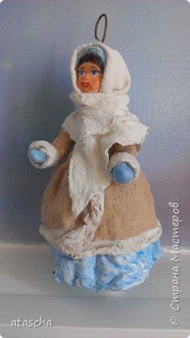 Детки правда ещё снежки-саночки добавить нужно, пока в процессе) фото 14