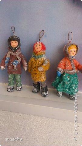 Детки правда ещё снежки-саночки добавить нужно, пока в процессе) фото 1