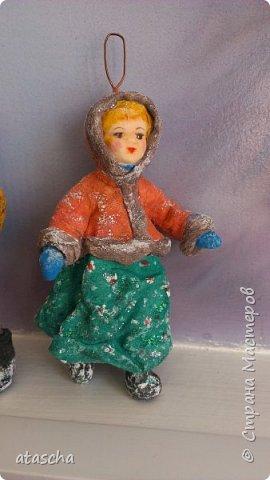 Детки правда ещё снежки-саночки добавить нужно, пока в процессе) фото 3