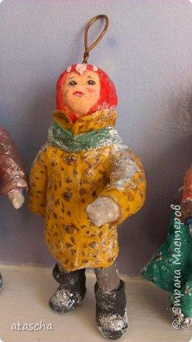 Детки правда ещё снежки-саночки добавить нужно, пока в процессе) фото 2