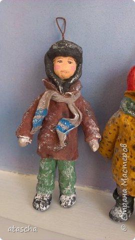 Детки правда ещё снежки-саночки добавить нужно, пока в процессе) фото 4