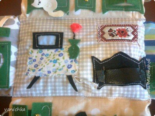 куколный домик -сумочка фото 3