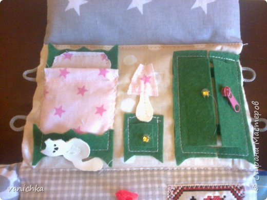 куколный домик -сумочка фото 4