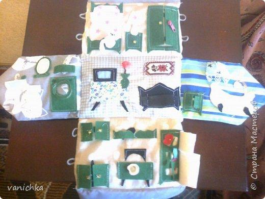 куколный домик -сумочка фото 2