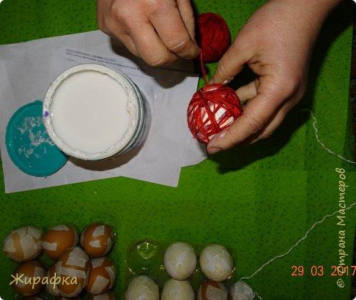 Пасхальные яйца... фото 7