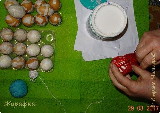 Пасхальные яйца... фото 8