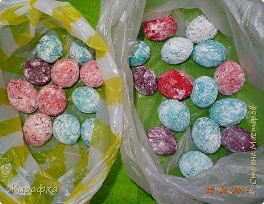 Пасхальные яйца... фото 11