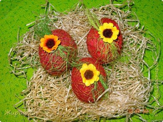 Пасхальные яйца... фото 1