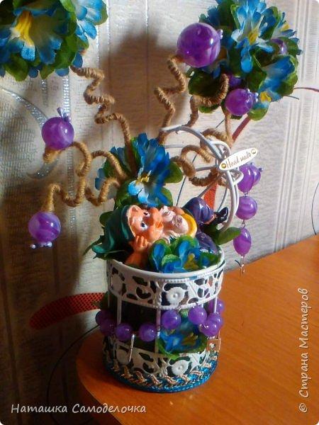 всем привет,вот хочу показать всем свое новое деревце,приятного просмотра,спасибо всем кто зашел))) фото 1